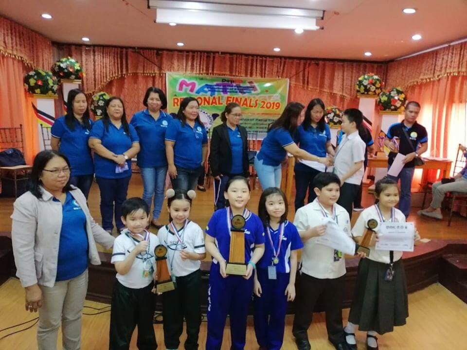 Honors Metrobank MTAP DepED Math Challenge