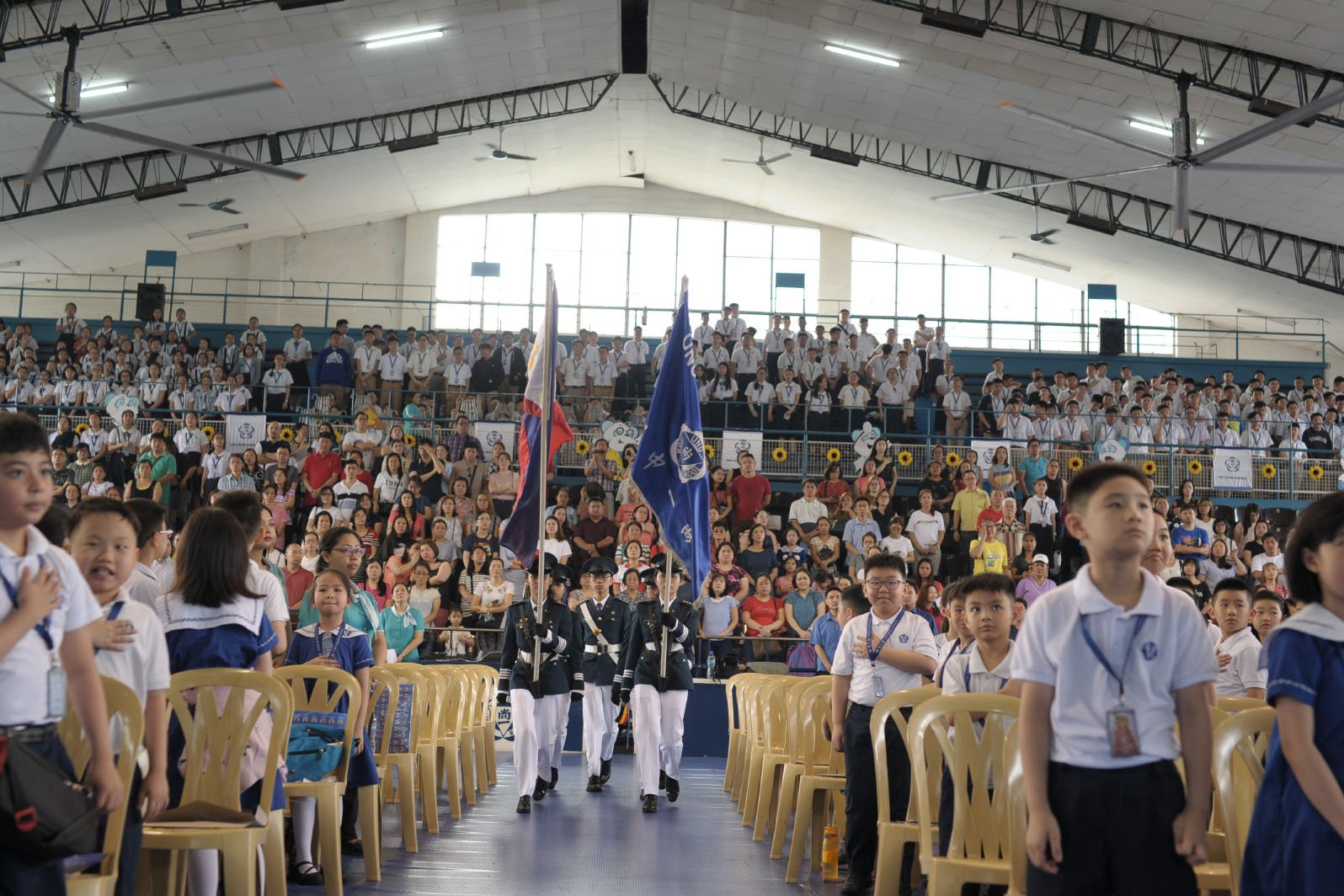 Recognition Day and Closing Ceremonies