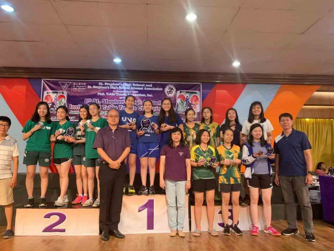 Invitational Table Tennis Championship