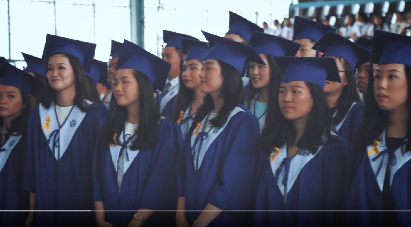 Senior High School Commencement Exercises Highlight